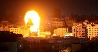 Армія Ізраїлю атакувала будинки лідерів ХАМАСу