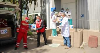 Як Procter & Gamble та Червоний Хрест допомагають лікарням встояти проти COVID-19