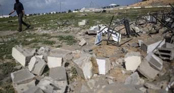 """Ізраїль заявляє про ліквідацію одного з лідерів """"Ісламського джихаду"""" в Газі: відео"""