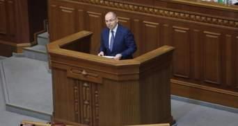 З відставкою Степанова мають визначитись у сесійній залі, – профільний комітет