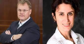 Перед відставкою Криклія та Петрашка уряд звільнив їхніх заступників