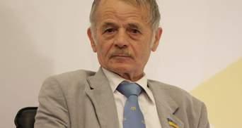 Руки, які окупант простягнув на чужі землі, будуть поламані, – Джемілєв у Раді про Крим