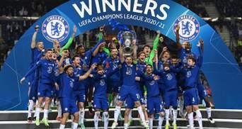 Челсі – переможець Ліги чемпіонів