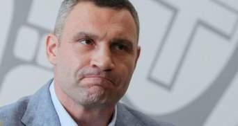 Кличко считает, что к обыскам в его доме причастен Офис Президента