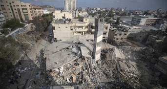 В Ізраїлі внаслідок обстрілу зі Сектору Гази загинули 2 іноземців
