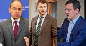 У общества было много вопросов, – Олещук об увольнении Степанова, Криклия и Петрашко