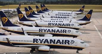 Авіакомпанія Ryanair зазнала рекордних збитків: сума вражає
