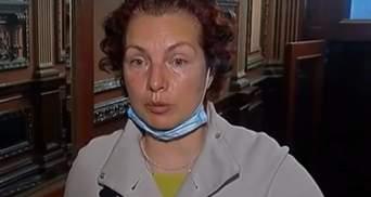 Соседка Кличко не понимает, почему СБУ обыскивала ее квартиру: видео