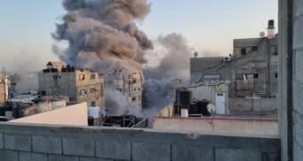 Сотні убитих та тисячі поранених: ВООЗ про обстріли Сектора Гази