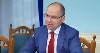 Брехня та фейки, – звільнений Степанов поскаржився на тиск під час роботи главою МОЗ