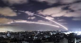 ХАМАС отказался прекратить обстрелы Израиля