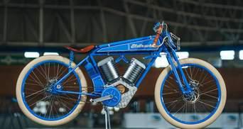 Итальянцы сделали стильный электрический велосипед, который захотел бы каждый: фото