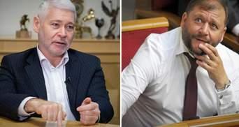 Терехов та Добкін очолюють топ кандидатів на виборах мера Харкова: хто в антирейтингу