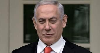 Нетаньяху назвав шляхи вирішення конфлікту: серед них окупація Сектора Гази