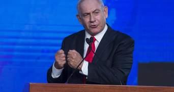После разговора с Байденом: Нетаньяху продолжит операцию против ХАМАС