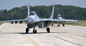 Український літак через територію ЄС перевозив винищувачі з підсанкційної Білорусі до Сербії