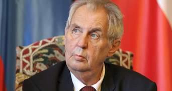 Вибухи у Врбетіце: секретна доповідь пролежала у президента Чехії без уваги 10 днів