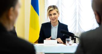 Меню для учнів: Зеленська запускає комунікаційну кампанію про здорове харчування у школах