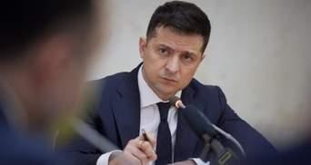 Зеленський присоромив журналіста ахметівського каналу на своїй пресконференції