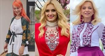 День вышиванки 2021: поздравления и фото украинских звезд в национальных нарядах