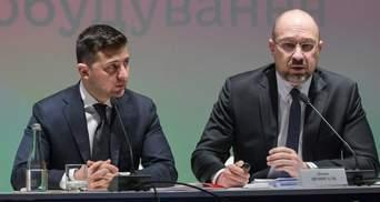 Зеленський відповів, чи піде Шмигаль у відставку слідом за Степановим