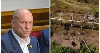 САП просит суд конфисковать у Кивы 1,2 миллиона гривен за жомовую яму