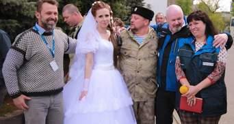 Была на свадьбе дочери боевика Бабая: сотрудница ОБСЕ работает в миссии ЕС в Украине