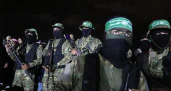"""Визнати ХАМАС терористичною організацією: """"слуги"""" зареєстрували в Раді проєкт постанови"""