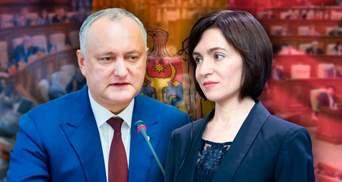 Дострокові вибори у Молдові: чи знайдуть на них кошти та хто переможе