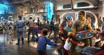 """Пробудження сили: Disney відкриває неймовірний готель у стилі """"Зоряних воєн"""""""