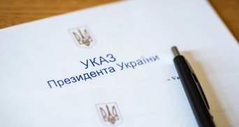 Зеленський відзначив нагородами 20 військових, 8 – посмертно: список