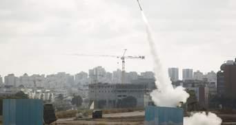 """США допоможуть відновити Сектор Гази і """"Залізний купол"""" Ізраїлю"""