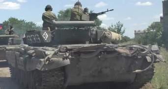 Боевики вывели танки из мест хранения на Донбассе, – ОБСЕ