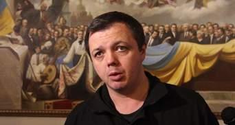 Для протидії Росії: Семенченко стверджує, що збирався навчати білоруську опозицію самообороні