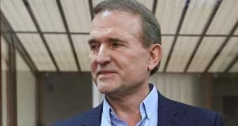 Медведчук говорит, что на переговоры с боевиками его уполномочили Порошенко и Турчинов
