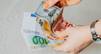 Курс валют на 24 травня: Нацбанк послабив курси долара та євро
