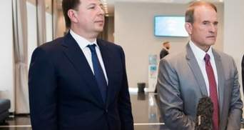 Медведчук заявил, что не общается с Козаком и не знает, где он находится