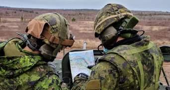 Наїлися кексів з марихуаною: канадські артилеристи провалили бойові навчання