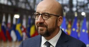 Незаконні і провокаційні кроки, – глава Євроради про дії Росії