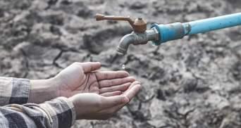 Забирают для военных нужд: МИД Украины сообщил, что в Крыму достаточно воды для населения