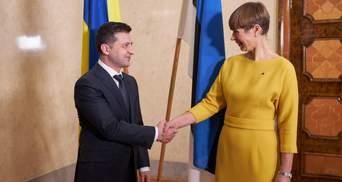Естонія анонсувала гуманітарну допомогу Україні на 1 мільйон євро