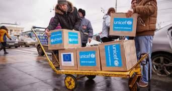 Впервые с начала нового перемирия: в Сектор Газа доставили партию гуманитарной помощи