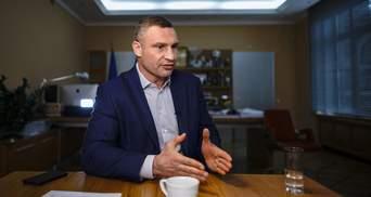 Кличко откровенно признался, не жалеет ли, что в 2014 году не баллотировался в президенты