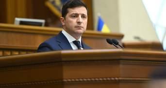 Готовы в любой момент дать отпор врагу, – Зеленский поздравил украинских морпехов