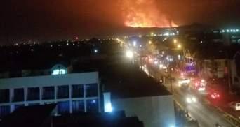 Лава вулкана почти достигла города-миллионника Гома в Конго: ужасные фото и видео