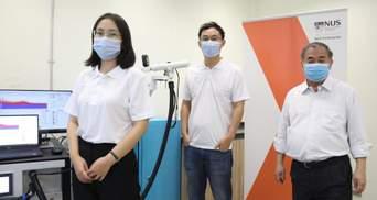 Миттєвий тест на коронавірус схвалили у Сінгапурі: у чому унікальність методу