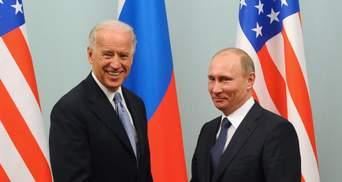 Зустріч Байдена і Путіна може відбутися в Женеві найближчим часом, – американські ЗМІ