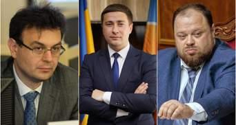 Стефанчук и Гетманцев – мои учителя, – министр Лещенко рассказал, как попал в политику