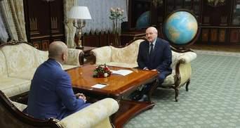 """Шевченко був цікавий Лукашенку лише як депутат від""""Слуги народу"""", – Кравчук"""