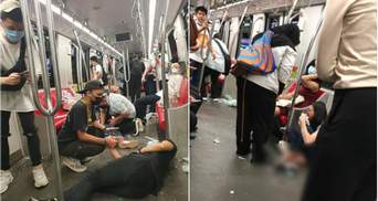 В малайзийском метро столкнулись поезда: сотни пассажиров пострадали – фото